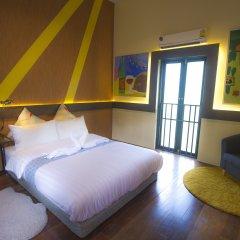 Bharani Hostel Бангкок комната для гостей фото 3