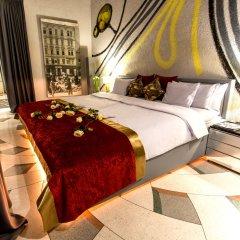 Отель House of Time - Fancy Suite Vienna Австрия, Вена - отзывы, цены и фото номеров - забронировать отель House of Time - Fancy Suite Vienna онлайн комната для гостей фото 4