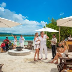 Отель Sandals Royal Caribbean & Private Island All Inclusive Couples Only пляж фото 2
