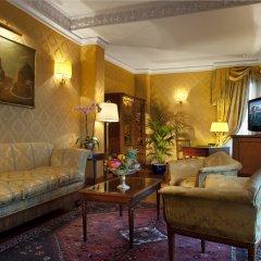 Ambasciatori Palace Hotel интерьер отеля