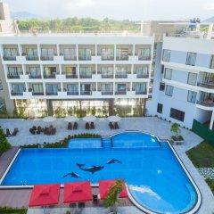 Отель Hamya Hotsprings and Resort бассейн фото 2