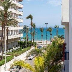 Отель Bajondillo Beach Cozy Inns - Adults Only пляж