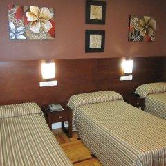 Отель Hostal Abadia комната для гостей фото 3