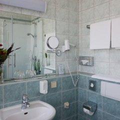 Отель Smetana Германия, Дрезден - отзывы, цены и фото номеров - забронировать отель Smetana онлайн ванная