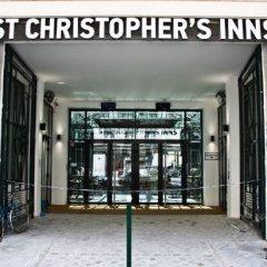 St Christopher's Inn Gare Du Nord - Hostel парковка