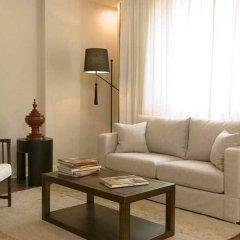 Апартаменты Saladaeng Colonnade Serviced Apartment комната для гостей