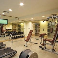Отель ibis Al Rigga фитнесс-зал фото 3