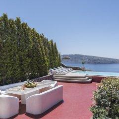 Отель Oia Sunset Villas Греция, Остров Санторини - отзывы, цены и фото номеров - забронировать отель Oia Sunset Villas онлайн приотельная территория фото 2