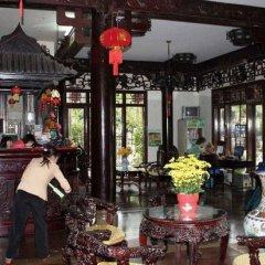 Отель Thanh Binh II гостиничный бар