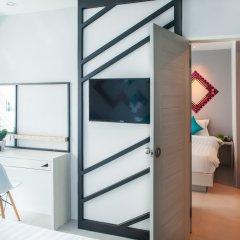 Отель The Crib Patong удобства в номере фото 2
