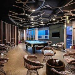 Отель Novotel Suites Hanoi гостиничный бар фото 4