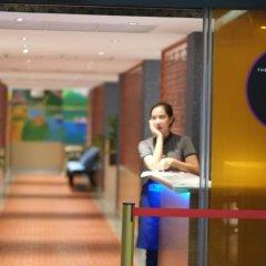 Отель Bizotel Bangkok Бангкок детские мероприятия