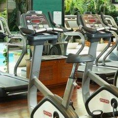 Отель Caravelle Saigon фитнесс-зал фото 3