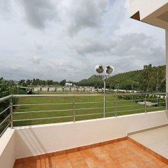 Отель OYO 9140 Maharana Greens балкон