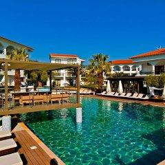 Отель Flegra Palace бассейн