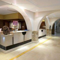Отель Mediterranee Thalasso-Golf Хаммамет интерьер отеля