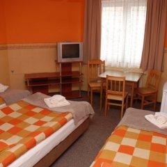 Отель Pokoje Goscinne Via Steso Гданьск комната для гостей фото 2