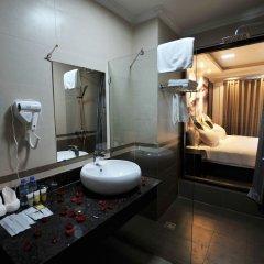 Sapa Sunflower Hotel ванная