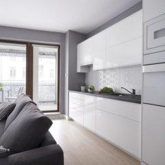 Апартаменты P&O Apartments Oxygen Wronia 1 комната для гостей фото 5
