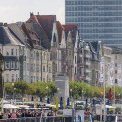 Отель Mercure Düsseldorf City Center бассейн