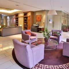 Adina Apartment Hotel Budapest интерьер отеля фото 3