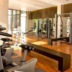 Отель At Mind Serviced Residence Pattaya фитнесс-зал фото 4