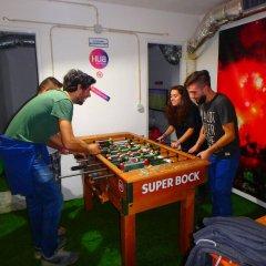 Hub New Lisbon Hostel детские мероприятия