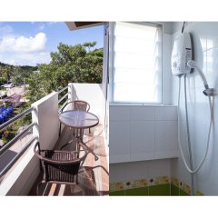 Отель Namhasin House Таиланд, Остров Тау - отзывы, цены и фото номеров - забронировать отель Namhasin House онлайн ванная