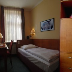 Galerie Hotel Leipziger Hof комната для гостей
