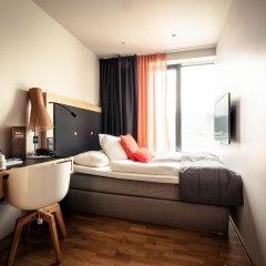 Отель Clarion Edge Тромсе сейф в номере