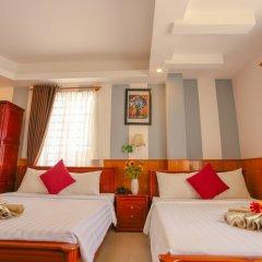 Отель Serena Nha Trang Hotel Вьетнам, Нячанг - отзывы, цены и фото номеров - забронировать отель Serena Nha Trang Hotel онлайн комната для гостей фото 5