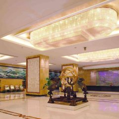 Shanghai Grand Trustel Purple Mountain Hotel интерьер отеля