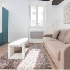 Апартаменты Studio Montmartre Париж комната для гостей фото 3