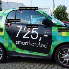 Отель Smarthotel Tromso фото 5