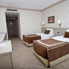 Sergah Hotel Турция, Анкара - отзывы, цены и фото номеров - забронировать отель Sergah Hotel онлайн комната для гостей фото 5