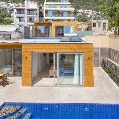 Villa Likapa 4 by Akdenizvillam Турция, Калкан - отзывы, цены и фото номеров - забронировать отель Villa Likapa 4 by Akdenizvillam онлайн балкон