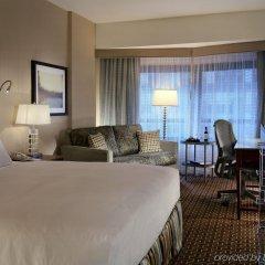 Отель New York Hilton Midtown США, Нью-Йорк - отзывы, цены и фото номеров - забронировать отель New York Hilton Midtown онлайн комната для гостей