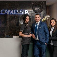 Отель Le Camp Resort & Spa Италия, Падуя - 1 отзыв об отеле, цены и фото номеров - забронировать отель Le Camp Resort & Spa онлайн интерьер отеля фото 3