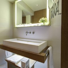 Отель Continentale ванная