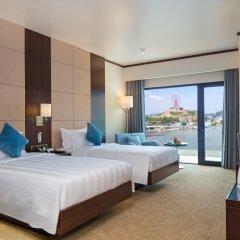 Wyndham Legend Halong Hotel комната для гостей фото 9