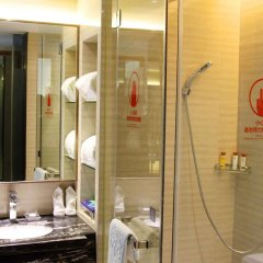 Отель Xige Garden Hotel Китай, Сямынь - отзывы, цены и фото номеров - забронировать отель Xige Garden Hotel онлайн ванная фото 2