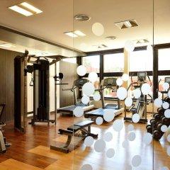 Отель Novotel Budapest City фитнесс-зал фото 2