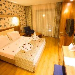 Отель Liberty Hotels Oludeniz 4* Стандартный номер с различными типами кроватей фото 4