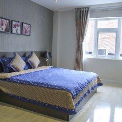 Апартаменты Sunny Serviced Apartment комната для гостей фото 5
