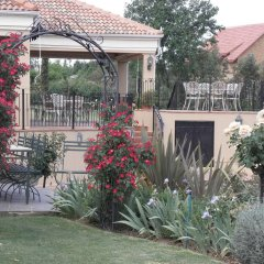 Отель Amber Rose Country Estate фото 8