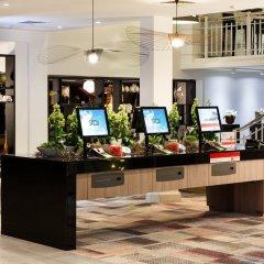 Отель Holiday Inn Brussels Airport развлечения