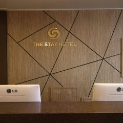 The Stay Hotel сейф в номере