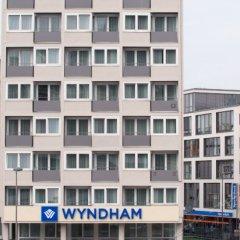 Отель Wyndham Köln парковка