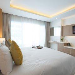 Отель Chanalai Hillside Resort, Karon Beach комната для гостей фото 6