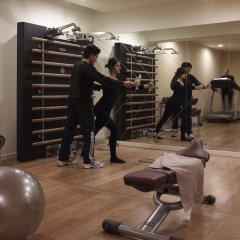 Baglioni Hotel Carlton фитнесс-зал
